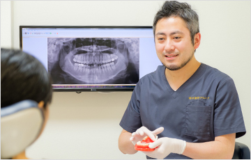 ライフスタイルに合った最適な入れ歯をご提案