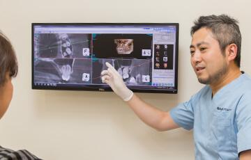 兵庫県川西市にある福地歯科クリニックは、かかりつけ歯科医機能強化型歯科診療所に認定されています