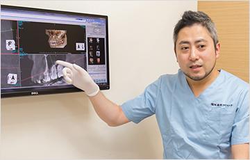 目口腔外科の臨床経験を積んできました